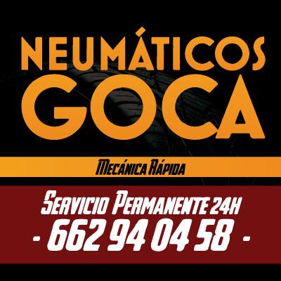 NEUMÁTICOS GOCA